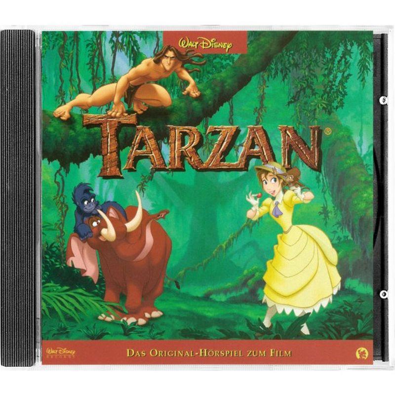 Tarzan als CD