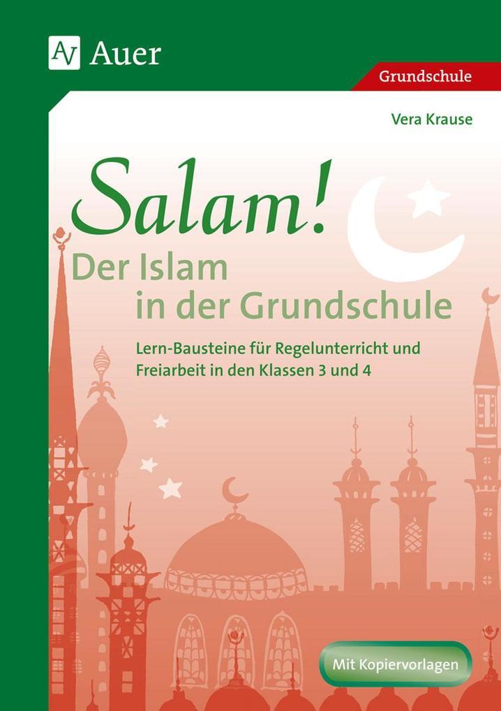 Salam! Der Islam in der Grundschule als Buch (kartoniert)