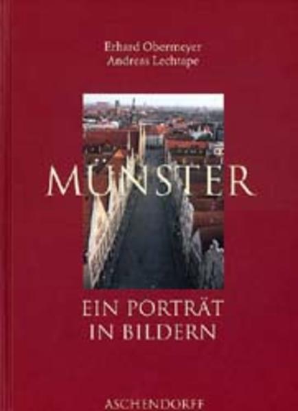Münster - Ein Porträt als Buch (gebunden)