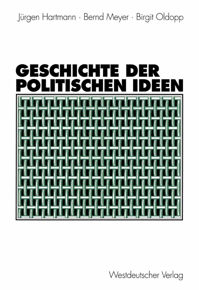 Geschichte der politischen Ideen als Buch (kartoniert)