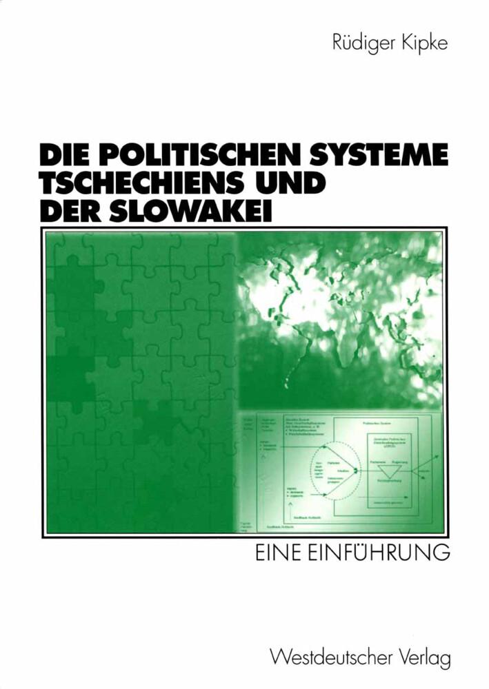 Die Politischen Systeme Tschechiens und der Slowakei als Buch (kartoniert)