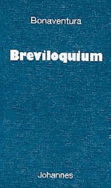 Breviloquium als Buch (kartoniert)