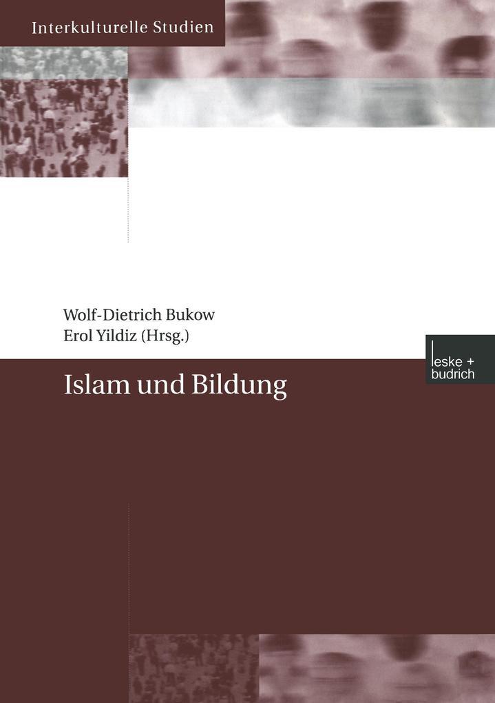 Islam und Bildung als Buch (kartoniert)