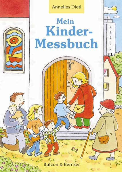 Mein Kinder-Messbuch als Buch (kartoniert)