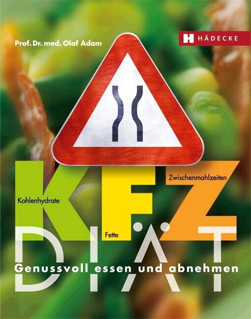 KFZ-Diät als Buch (kartoniert)
