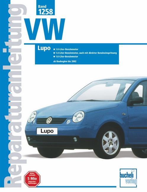 VW Lupo als Buch (kartoniert)