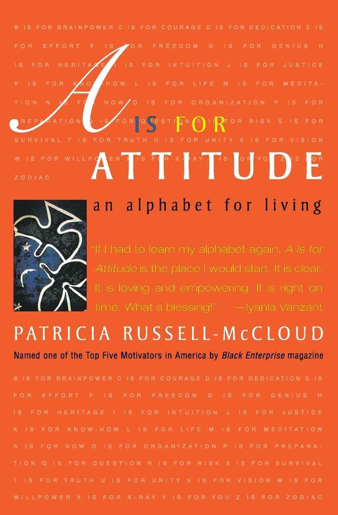 A is for Attitude: An Alphabet for Living als Taschenbuch