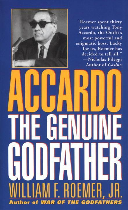 Accardo: The Genuine Godfather als Taschenbuch