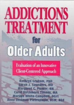 Addictions Treatment for Older Adults als Taschenbuch