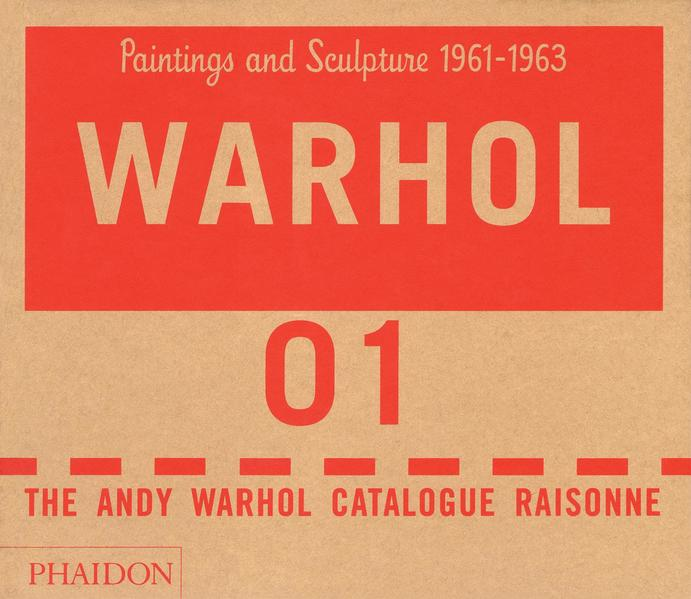 The Andy Warhol Catalogue Raisonné, Volume 1 als Buch (gebunden)