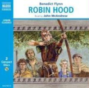 Robin Hood als Hörbuch CD