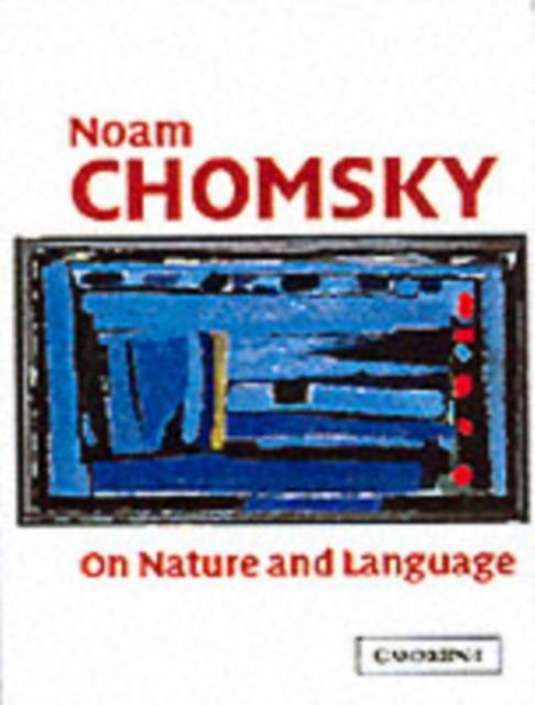 On Nature and Language als eBook pdf