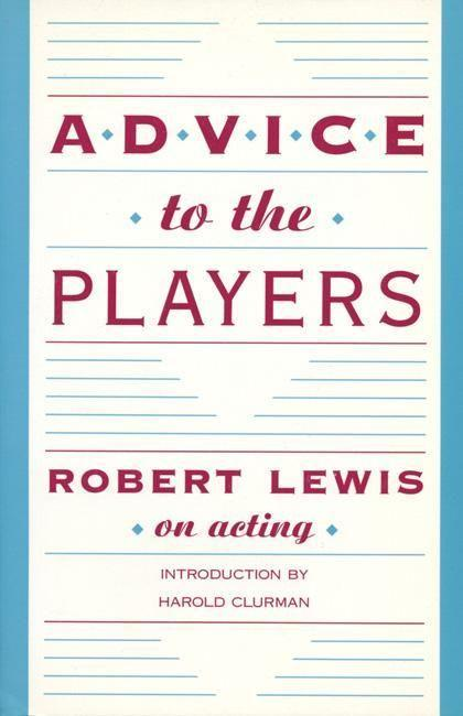 Advice to the Players als Taschenbuch