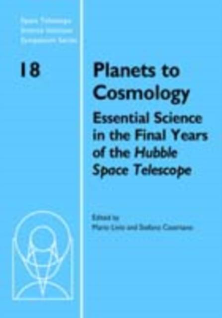 Planets to Cosmology als eBook pdf