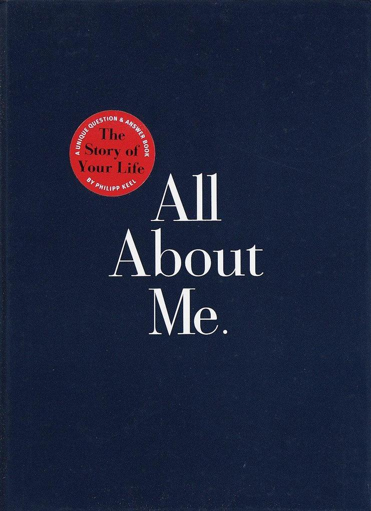 All About Me als Buch (gebunden)