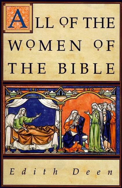 All of the Women of the Bible als Taschenbuch
