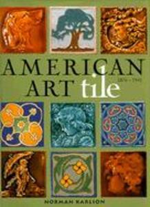 American Art Tile als Buch (gebunden)