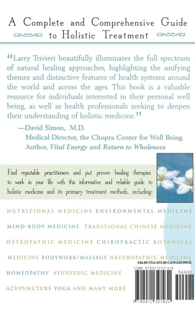 The American Holistic Medical Association Guide to Holistic Health als Buch (gebunden)