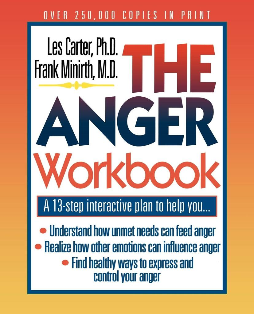 The Anger Workbook als Buch (kartoniert)