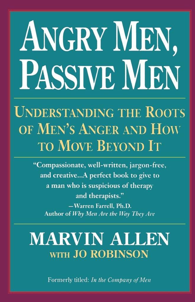 Angry Men, Passive Men als Taschenbuch