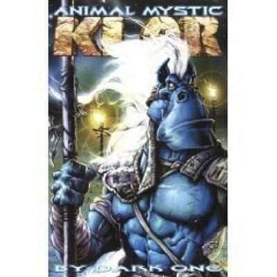 Animal Mystic: Klor als Taschenbuch