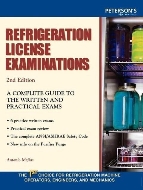 Refrig Licens Exam als Taschenbuch