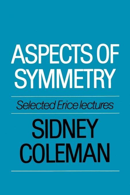 Aspects of Symmetry als Buch (kartoniert)