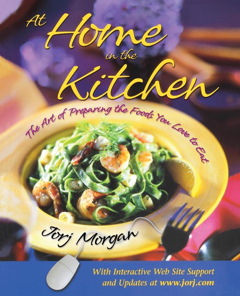 At Home in the Kitchen als Taschenbuch