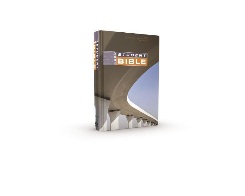 NRSV, Student Bible, Hardcover als Buch (gebunden)