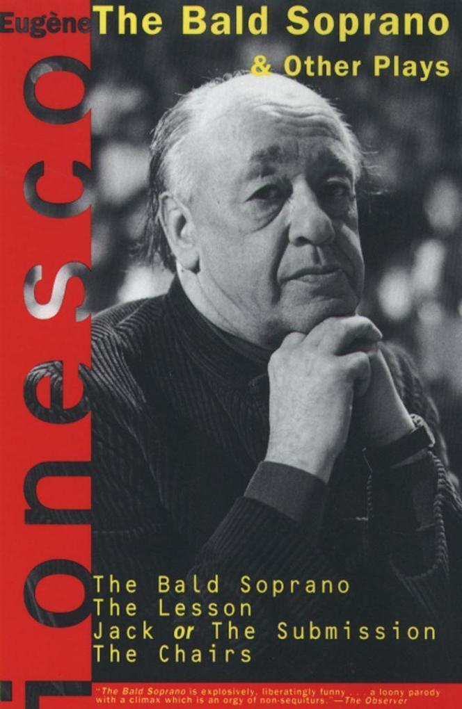The Bald Soprano and Other Plays als Taschenbuch
