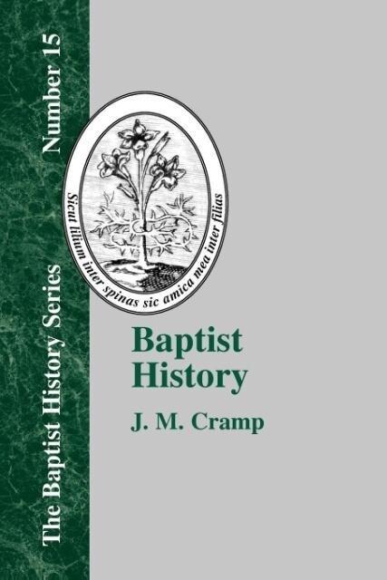Baptist History als Taschenbuch