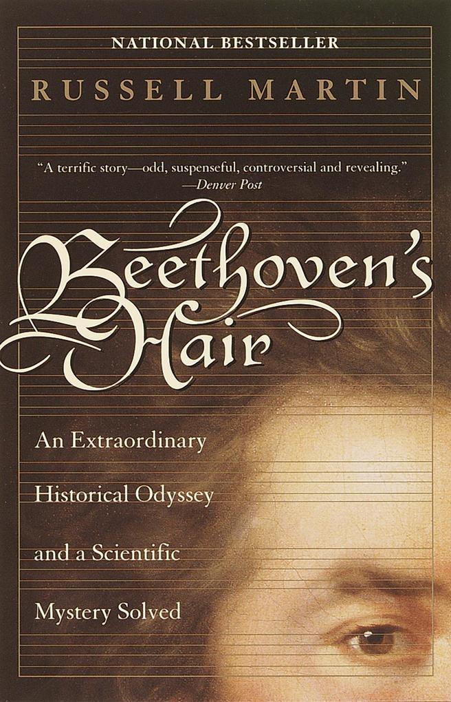 Beethoven's Hair als Taschenbuch