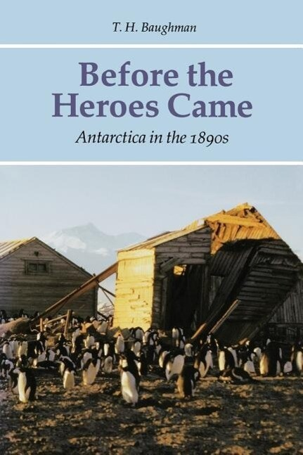 Before the Heroes Came als Taschenbuch