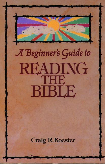 A Beginner's Guide to Reading the Bible als Taschenbuch