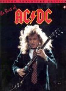The Best of AC/DC: Guitar Tab als Taschenbuch