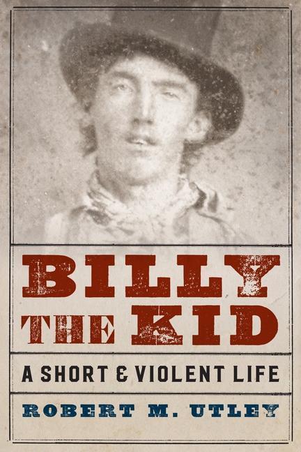 Billy the Kid als Taschenbuch
