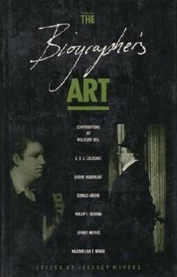 The Biographer's Art als Buch (gebunden)