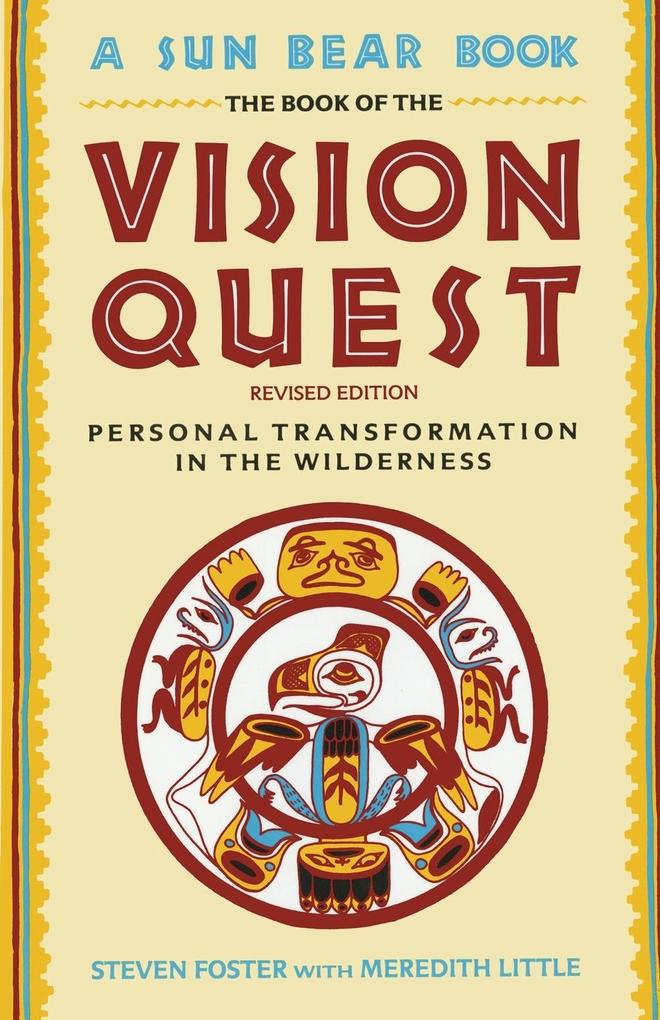 Book of Vision Quest als Buch (kartoniert)
