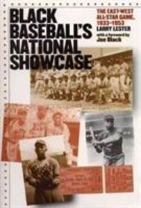 Black Baseball's National Showcase als Taschenbuch