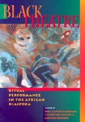 Black Theatre als Taschenbuch