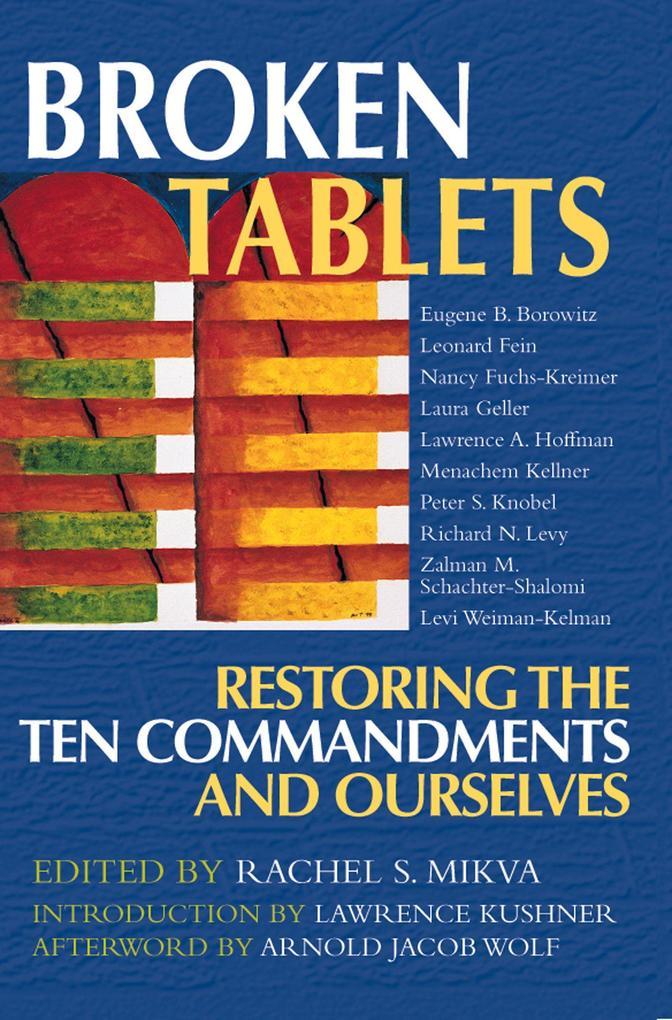 Broken Tablets als Taschenbuch