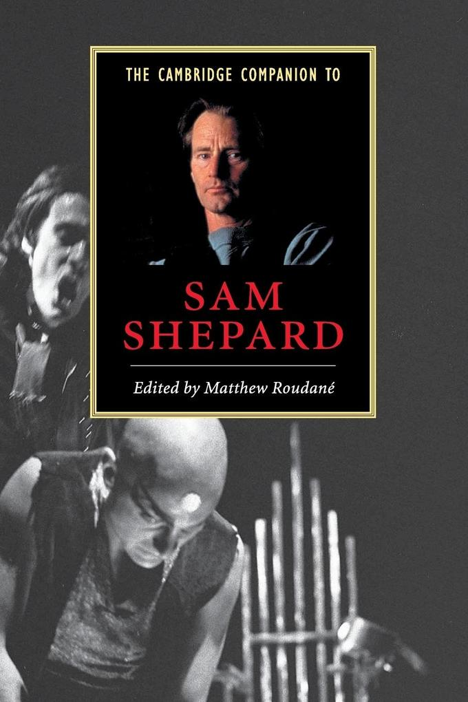 Cambridge Companion to Sam Shepard als Buch (kartoniert)