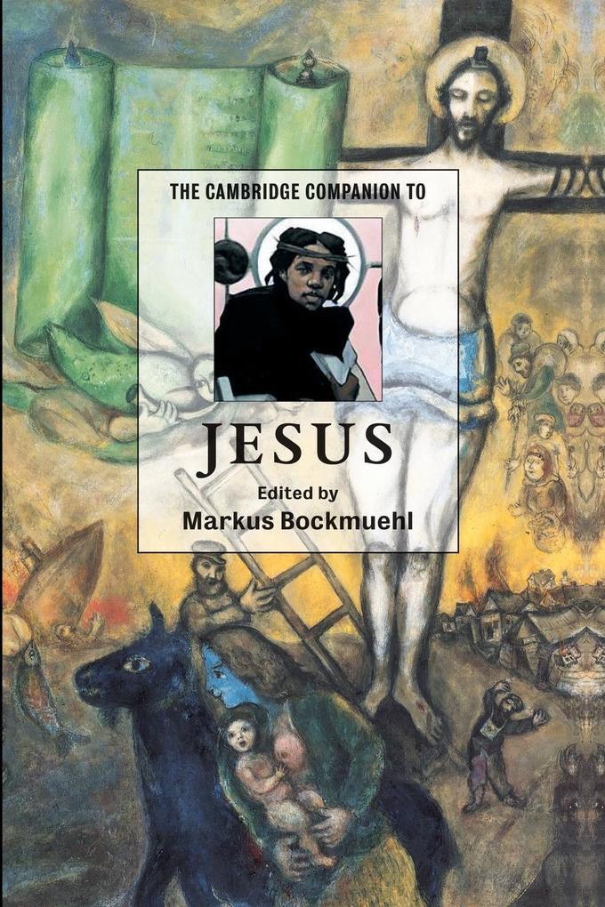 The Cambridge Companion to Jesus als Buch (kartoniert)