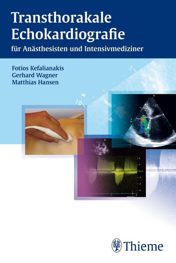 Transthorakale Echokardiografie als eBook pdf