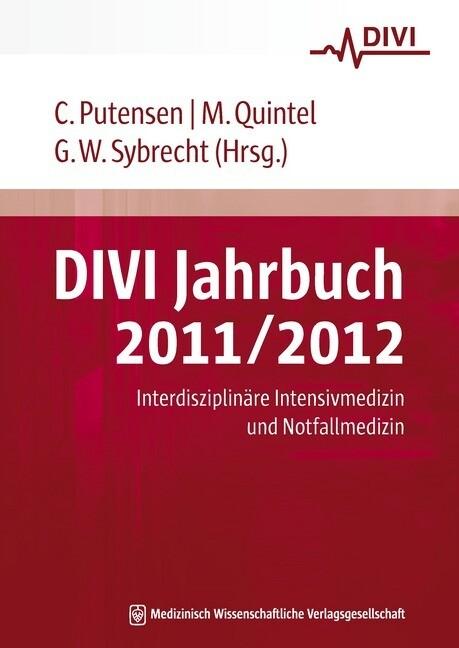 DIVI Jahrbuch 2011/2012 als Buch (kartoniert)