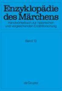 Enzyklopädie des Märchens Band 13. Suchen - Verführung als eBook