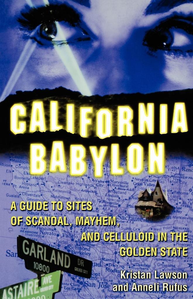 California Babylon als Taschenbuch
