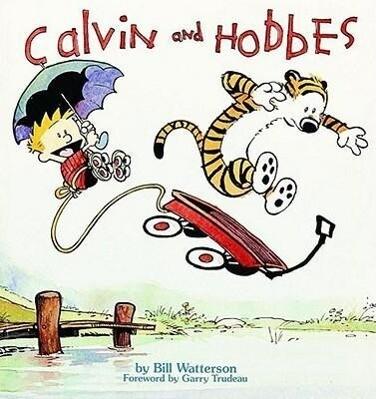 Calvin and Hobbes als Taschenbuch