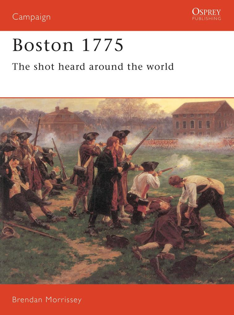 Boston 1775: The Shot Heard Around the World als Taschenbuch