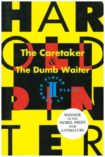 The Caretaker: And, the Dumb Waiter: Two Plays als Taschenbuch